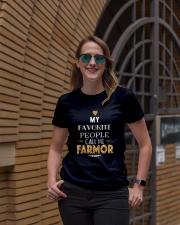 DANISH CALL FARMOR Ladies T-Shirt lifestyle-women-crewneck-front-2
