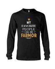 DANISH CALL FARMOR Long Sleeve Tee thumbnail