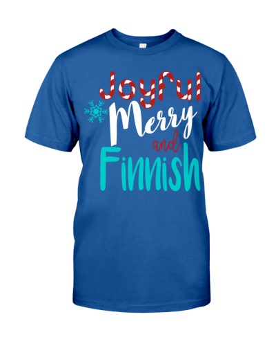 FINNISH - JOYFUL AND MERRY