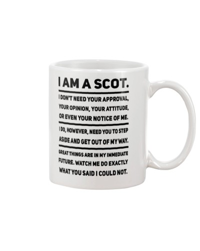 SCOTTISH - I AM A SCOT