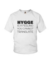 DENMARK HYGGE Youth T-Shirt thumbnail