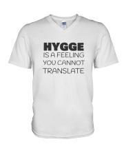 DENMARK HYGGE V-Neck T-Shirt thumbnail