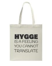 DENMARK HYGGE Tote Bag thumbnail