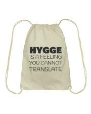 DENMARK HYGGE Drawstring Bag thumbnail