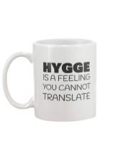 DENMARK HYGGE Mug back