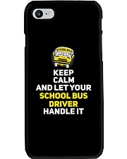 WIFE OF A BUS DRIVER Phone Case thumbnail