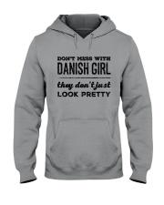 DANISH GIRIL Hooded Sweatshirt thumbnail