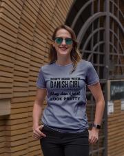 DANISH GIRIL Ladies T-Shirt lifestyle-women-crewneck-front-2