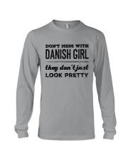 DANISH GIRIL Long Sleeve Tee thumbnail