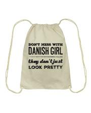 DANISH GIRIL Drawstring Bag thumbnail