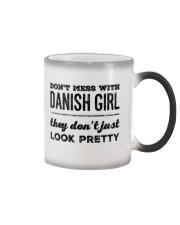 DANISH GIRIL Color Changing Mug thumbnail