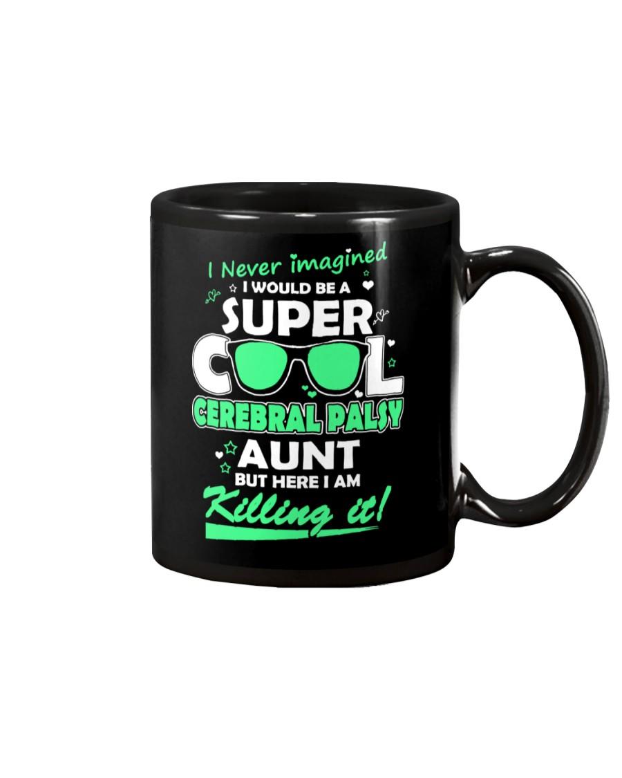 SUPER COOL CEREBRAL PALSY  AUNT Mug