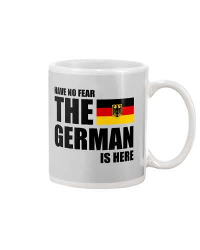 GERMAN IS HERE