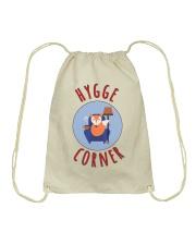 DANISH HYGGE CORNER Drawstring Bag thumbnail