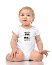 CRAZY BEARDED DAD Onesie lifestyle-onesie-front-2