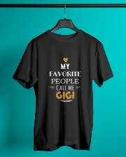 FAVORITE PEOPLE CALL ME GIGI EXCLUSIVE DESIGN Classic T-Shirt lifestyle-mens-crewneck-front-3