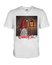 DENMARK GLAEDELING JUL V-Neck T-Shirt thumbnail