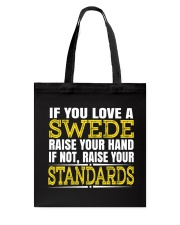 SWEDEN STANDARDS Tote Bag thumbnail