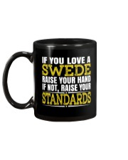 SWEDEN STANDARDS Mug back