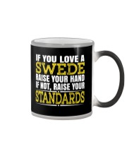 SWEDEN STANDARDS Color Changing Mug thumbnail