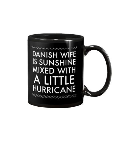 DANISH WIFE HURRICANE