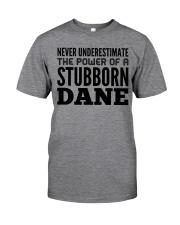 DENMARK STUBBORN Classic T-Shirt thumbnail