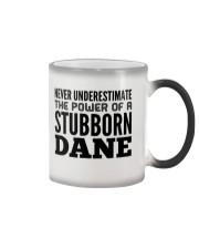 DENMARK STUBBORN Color Changing Mug thumbnail