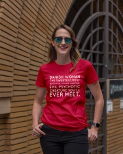 DANISH WOMAN Ladies T-Shirt lifestyle-women-crewneck-front-2