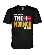 DENMARK GOT GLOGG V-Neck T-Shirt thumbnail