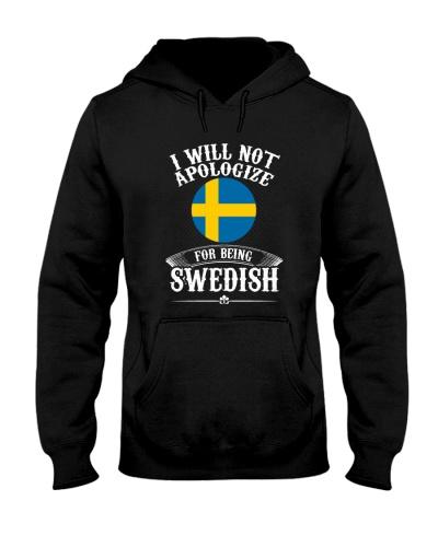 SWEDISH APOLOGIZE