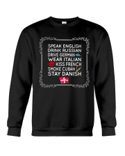 STAY DANISH Crewneck Sweatshirt thumbnail