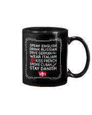 STAY DANISH Mug thumbnail