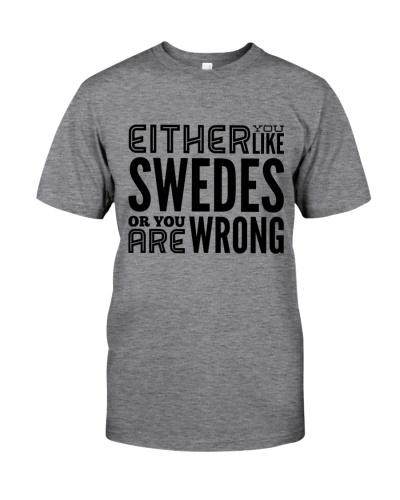 SWEDEN WRONG