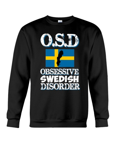 OBSESSIVE SWEDISH DISORDER