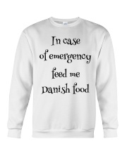 DANISH FOOD Crewneck Sweatshirt thumbnail