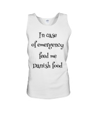 DANISH FOOD Unisex Tank thumbnail
