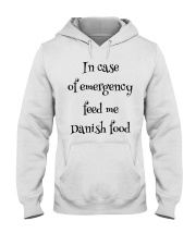 DANISH FOOD Hooded Sweatshirt thumbnail