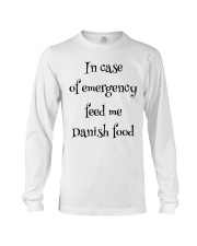 DANISH FOOD Long Sleeve Tee thumbnail