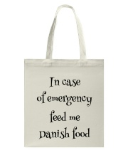 DANISH FOOD Tote Bag thumbnail