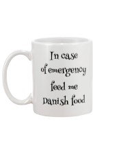 DANISH FOOD Mug back