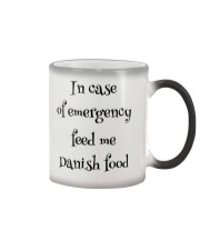 DANISH FOOD Color Changing Mug thumbnail