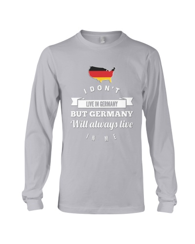 GERMANY LIVE IN ME