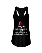 DENMARK LIVE IN ME  Ladies Flowy Tank thumbnail