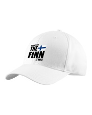 THE POWER OF A FINN IS THE SISU WITHIN Classic Hat left-angle