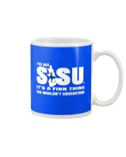 THE POWER OF A FINN IS THE SISU WITHIN Mug thumbnail