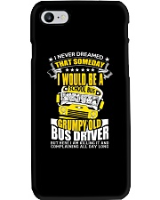 SCHOOL BUS DRIVER MY BUS MY RULES Phone Case thumbnail