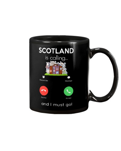 SCOTLAND IS CALLING