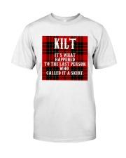 SCOTTISH KILT Classic T-Shirt thumbnail