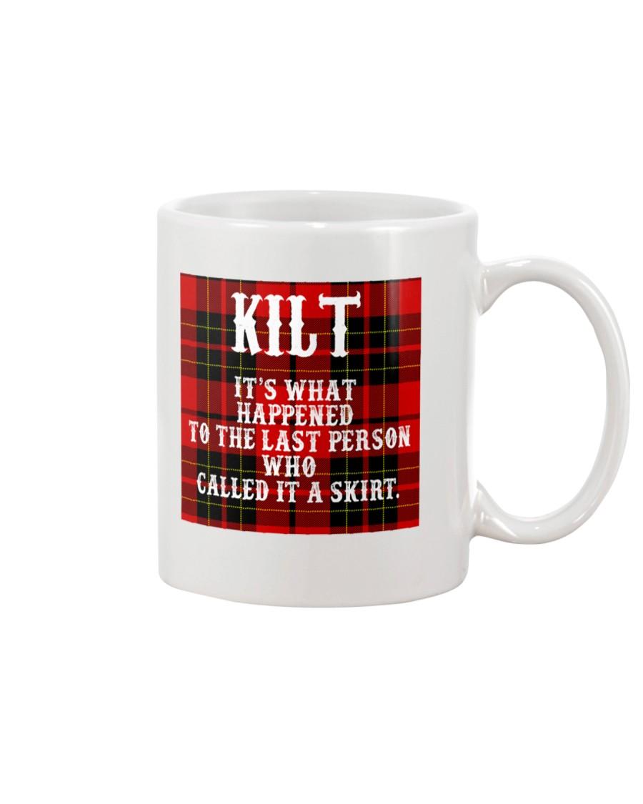 SCOTTISH KILT Mug