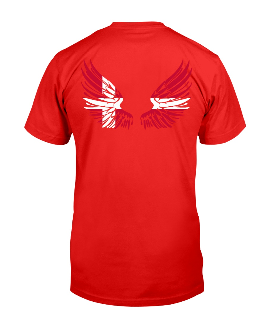 DANISH WINGS Classic T-Shirt